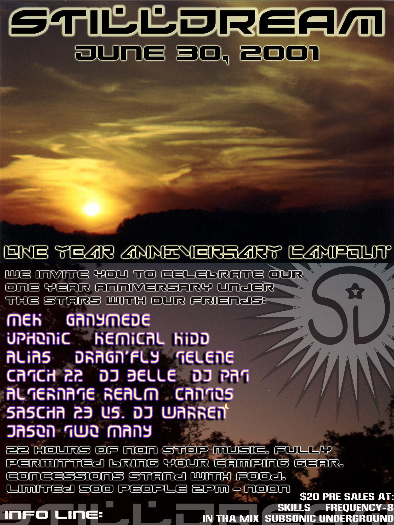 The Dream - Stilldream Festival