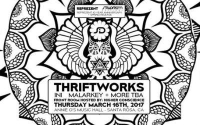 17.03.16 – Thriftworks – Stilldream & Reprezent Clothing present