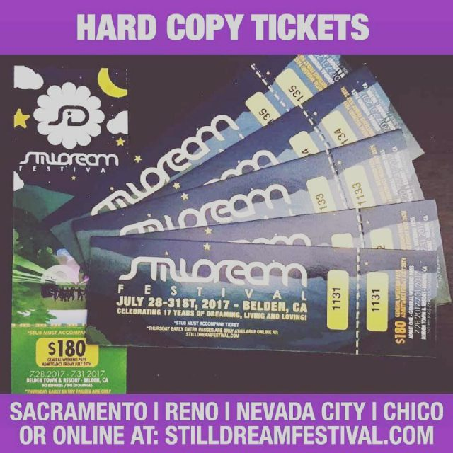 Hard copy tickets are here!